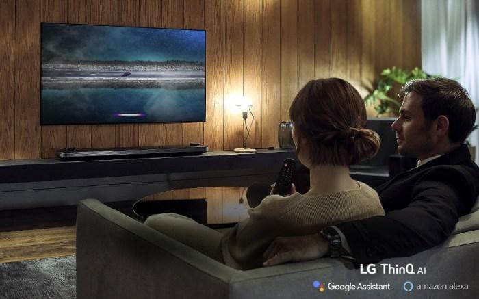 CES 2019: Las nuevas Smart TV de LG llegan con ThinQ Ai y Alpha 9 Gen 2