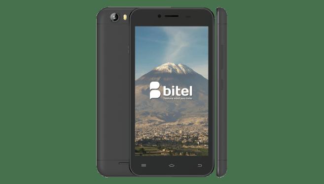 Bitel tiene el smartphone más barato con 4G y regala 18 GB por su compra