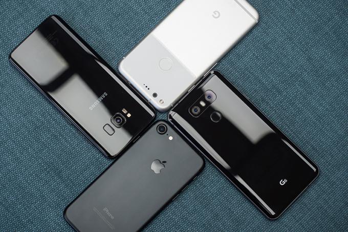 El LG G6 logra imponerse al Pixel, Galaxy S8 y iPhone 7 en prueba fotográfica