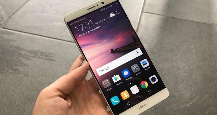 Estos son los teléfonos de Huawei que ya se están actualizando a EMUI 9