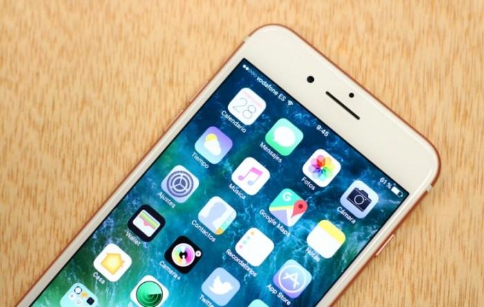 iOS 11.0.3 ya está disponible para su instalación
