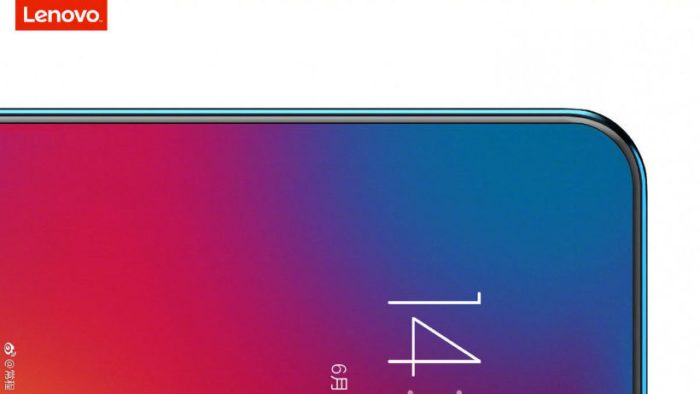 El smartphone sin marcos definitivo de Lenovo llegaría también con 4 TB de almacenamiento