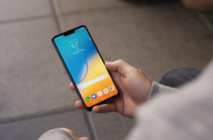 LG estrenará Sound on Display en el LG G8