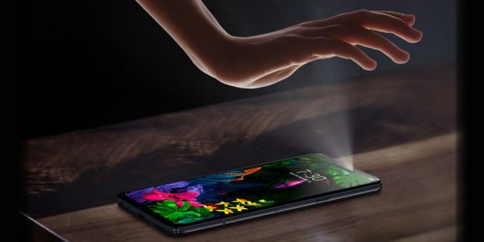¿Qué opciones de seguridad biométrica hay en el smartphone?