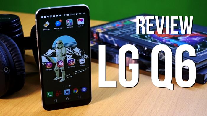 [Análisis] LG Q6: el gama media con pantalla de gama alta sin marcos