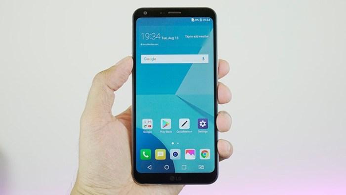 Perusmart te regala un LG Q6, baterías Xiaomi, Mi Band 2 y más