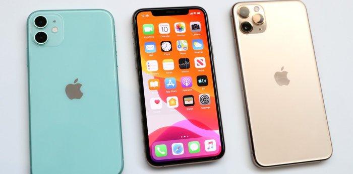 Los iPhone 11 se pueden pre-ordenar desde hoy