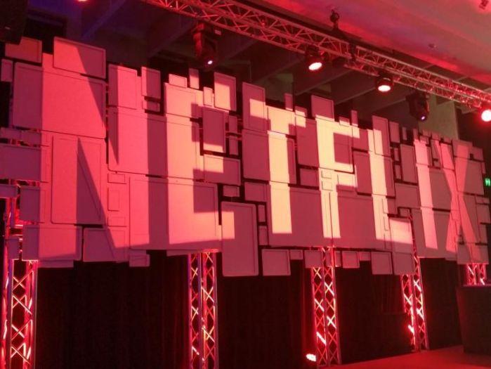 Netflix sufre caída masiva