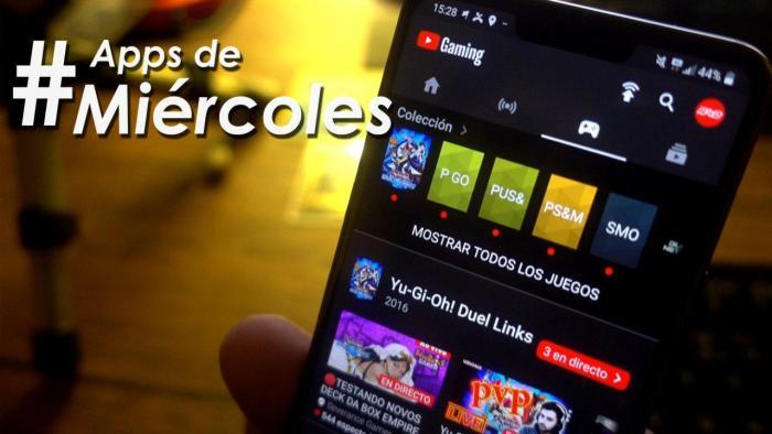 AppsDeMiércoles: la mejor app para hacer streaming desde tu smartphone