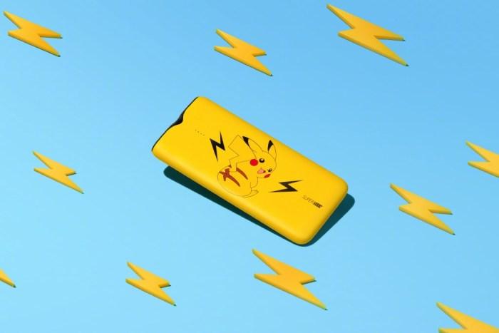 Oppo presenta la batería portátil con carga rápida más veloz del mundo y es de Pokémon