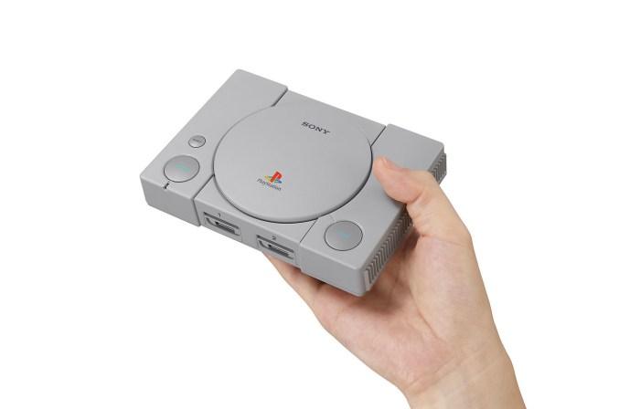 Estos son los 20 juegos que estarán instalados en el PlayStation Classic