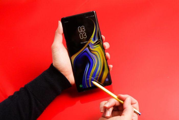 Galaxy Note 9 baja considerablemente su precio en oferta local