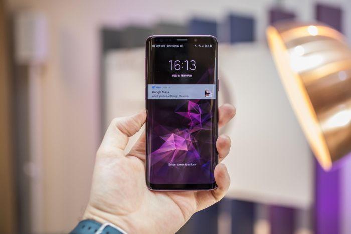 El Galaxy S9 y S9+ son teléfonos realmente difíciles de reparar
