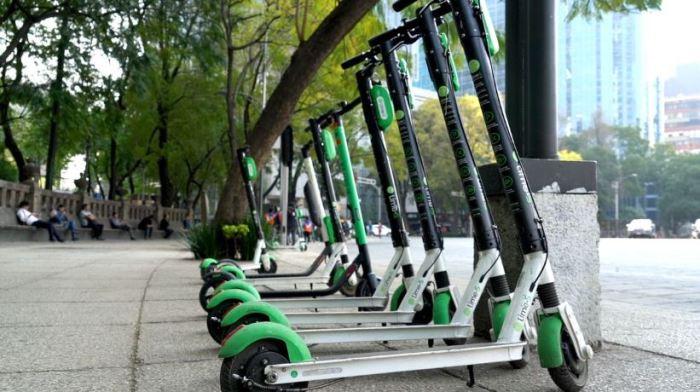 Miraflores incauta más de 100 scooters eléctricos usados para alquiler