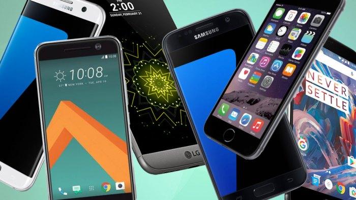 ¿Cuántos smartphones presentan los fabricantes cada año?