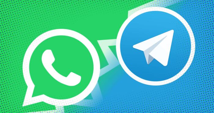 La caída de Facebook hizo ganar 3 millones de usuarios a Telegram
