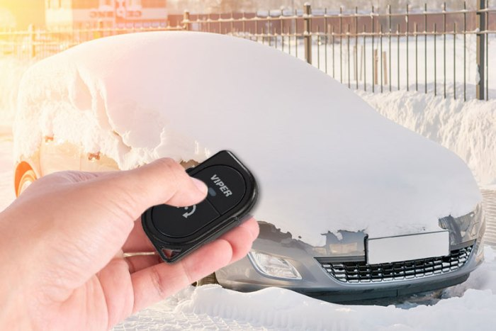 Remote Car Starter System