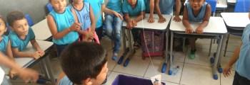 PET in Schools: <br>São Pio X