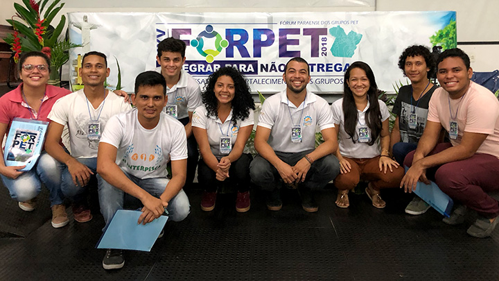 Participation in FORPET 2018