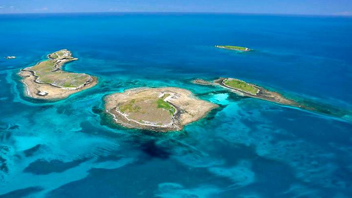 Creación del parque marino Abrolhos