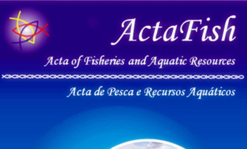 Acta of Fisheries and Aquatic Resources