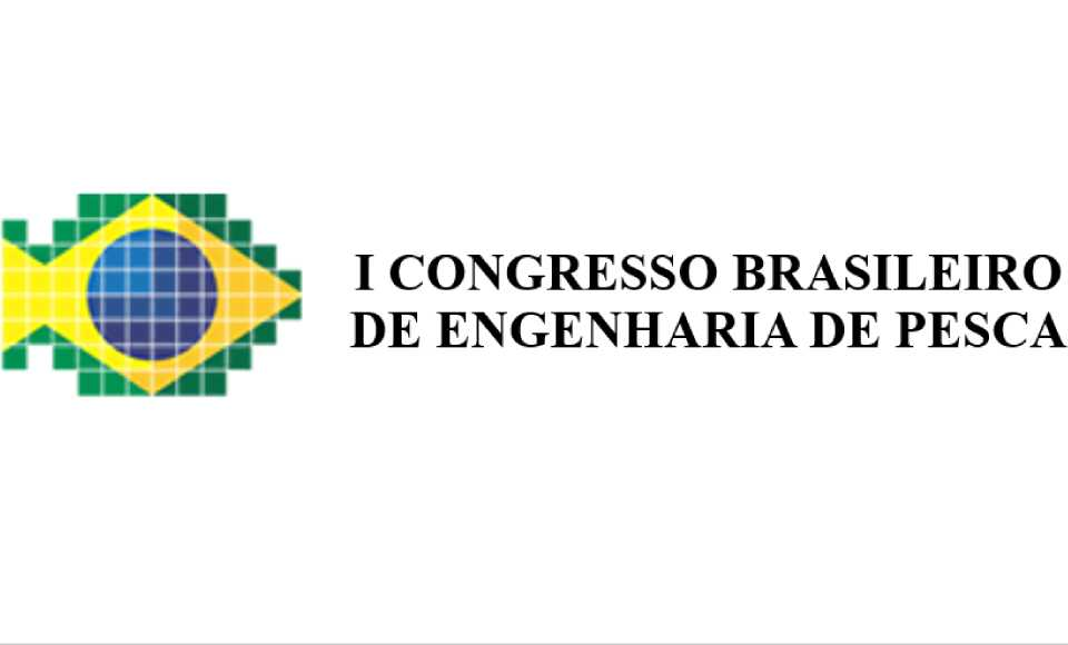I Brazilian Congress of Fisheries Engineering