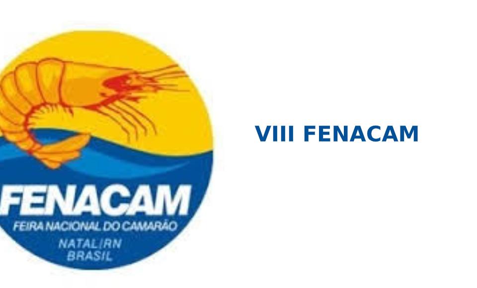 VIII FERIA NACIONAL DE CAMARONES