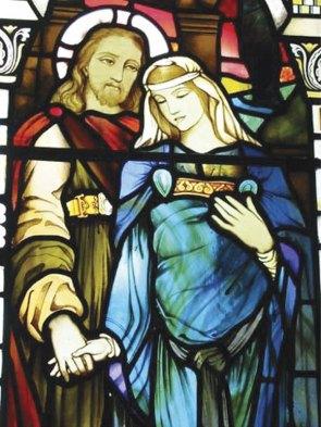 Resultado de imagen de jesus y maria magdalena
