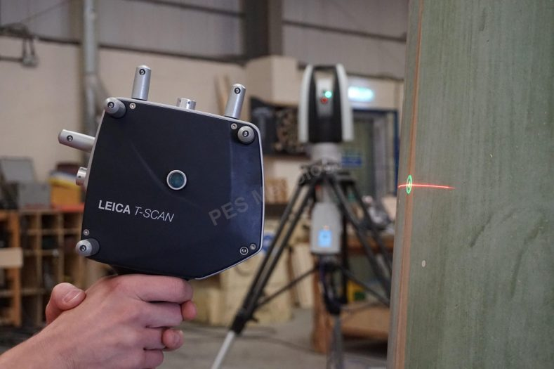 PES Metrology - Scanning & Reverse Engineering