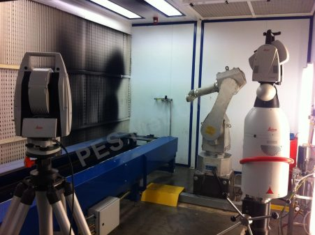 PES Metrology - Robot Path Verification