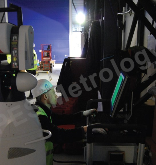 PES Metrology - Precision Installation