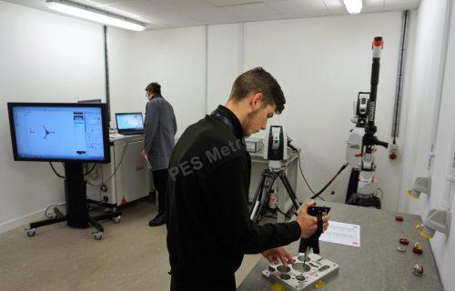 PES Metrology - Laser Tracker Training