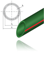 PESTAN DOMESTIC PIPE - HOT