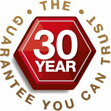 woodworm 30 year guarantee