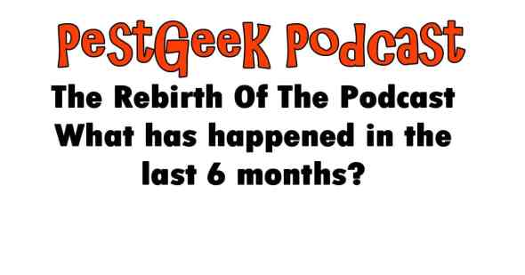 The Rebirth Of The Podcast What has happened in the last 6 months?