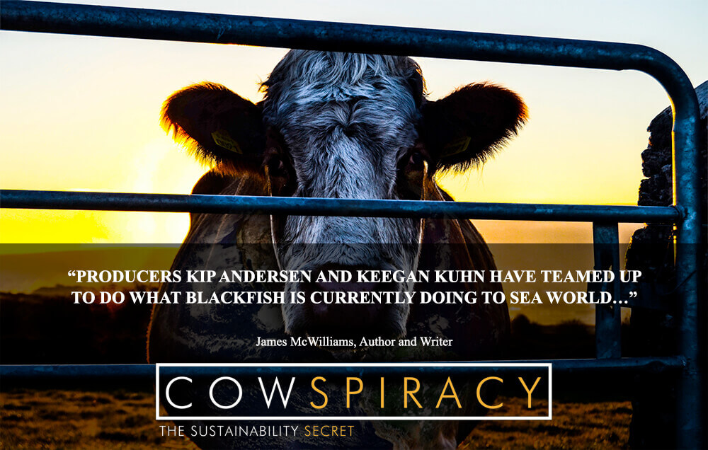 Cowspiraracy - Documentary on worlds biggest pollution source