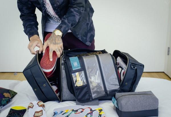 Shrine Sneaker Duffel
