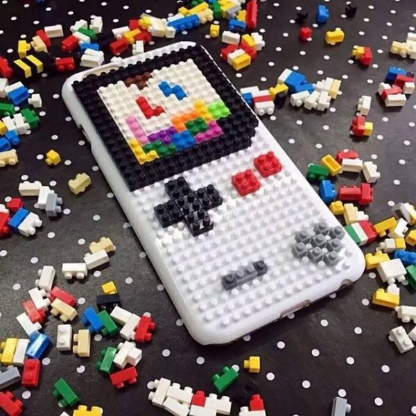 DIY Blocks iPhone Case
