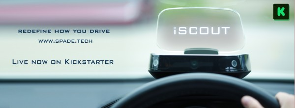 iSCOUT Head-Up Display(HUD) | Making Driving Smarter & Safer