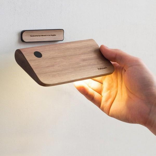 Ellum Solar Motion Light by Feltmark