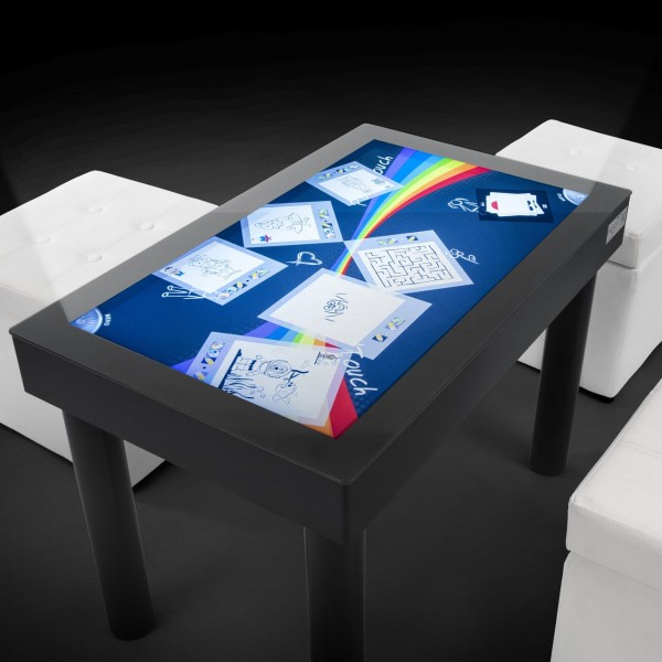 PLAY Touch Table with Games by HUMElab