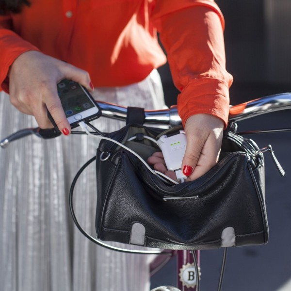 Fulton Powered Handlebar Bag