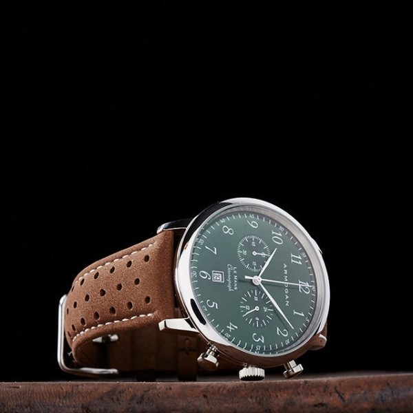 Le Mans Emerald Green C51 Watch