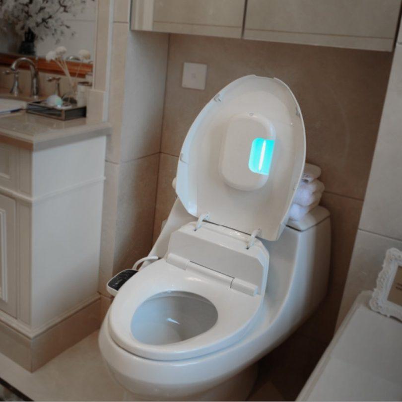 forpow uv toilet sterilizer  Petagadget
