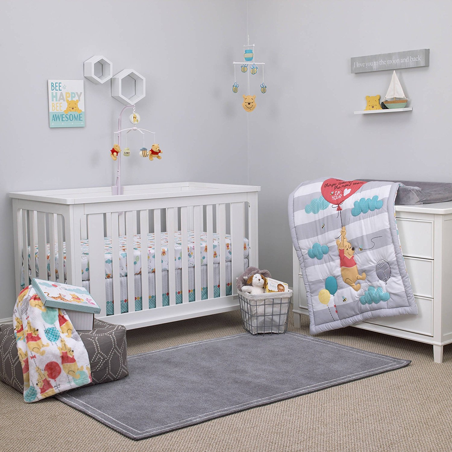 Fitted Sheet Crib Pattern
