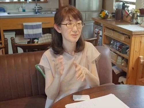 クローゼットオーガナイズについて語る大房亜紀さん