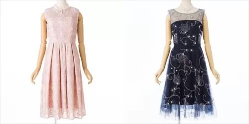 cariruのグレースコンチネンタルのドレス
