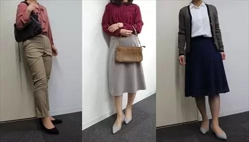ファッションレンタルで借りたアイテム