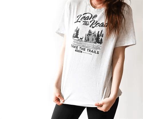 大きめサイズのTシャツ