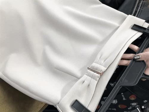 DROBEから届いたスカート